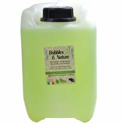 Bubbles & Nature volumenski šampon za salone 5 L