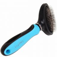 GogiPet ® Premium Slicker Brush za majhne pse in mačke
